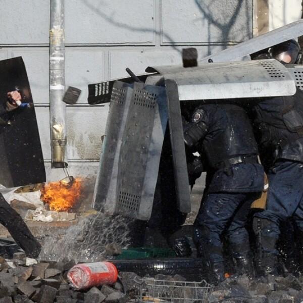 ucrania, protestas