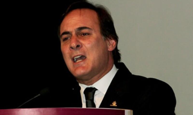 Es inválida para los empresarios una política de endeudamiento, dijo Castañon. (Foto: Notimex)