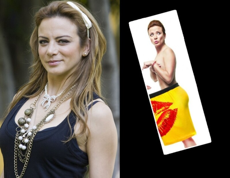 Silvia Navarro es una de las actríces jóvenes de México considerada como más sexys...y esto fue confirmado por Jorge Salinas, quien elogió el físico de la protagonista de Labios Rojos.
