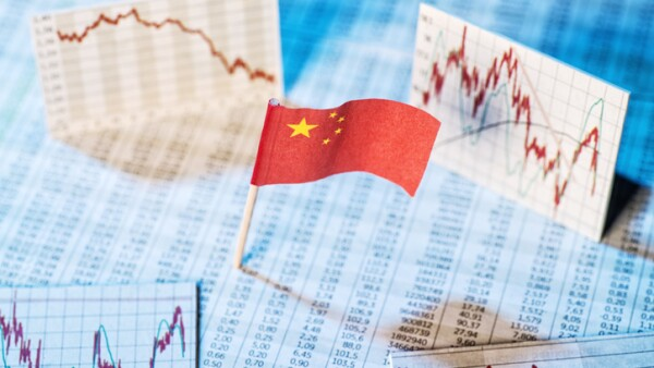 Entwicklung der Wirtschaft in China