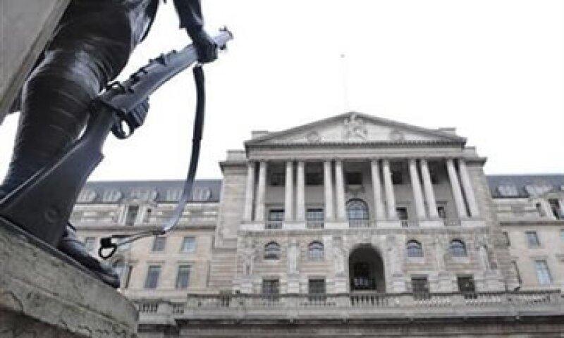 El Banco Central dijo que la economía británica se apresta a contar con una recuperación lenta pero sostenida.  (Foto: Reuters)