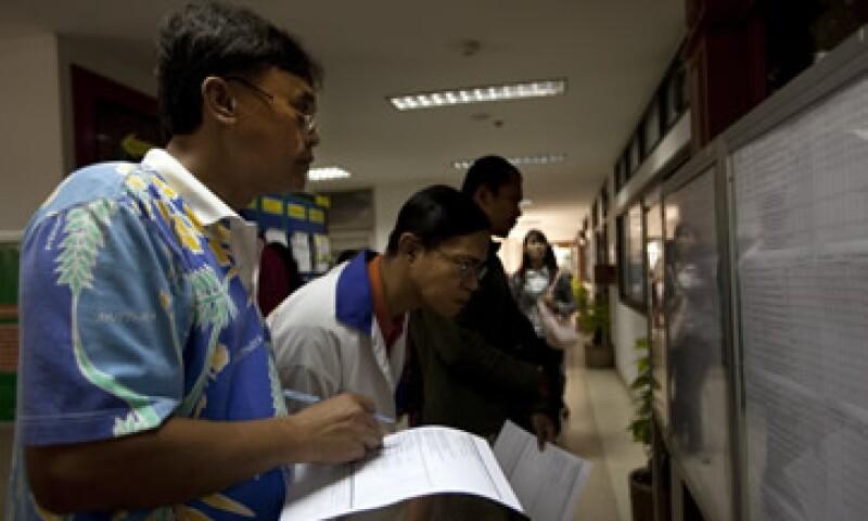 Luego de perder su trabajo, varios estadounidenses han optado por emprender su propia fuente de empleo. (Foto: Getty Images)