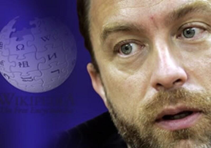 Los anuncios no son malignos, pero no son pertinentes aquí. No en Wikipedia: Jimmy Wales. (Foto: AP)