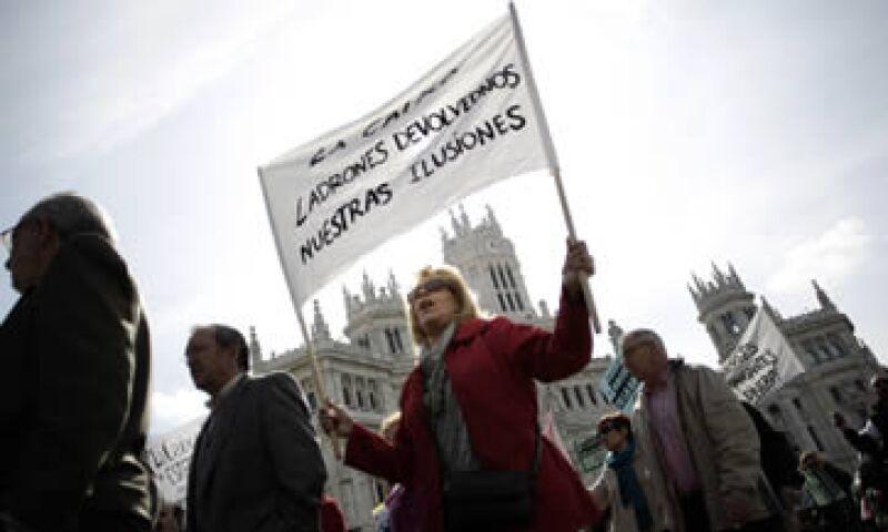 La zona del euro discutirá este jueves la fuente de financiación de la ayuda financiera para España. (Foto: AP)