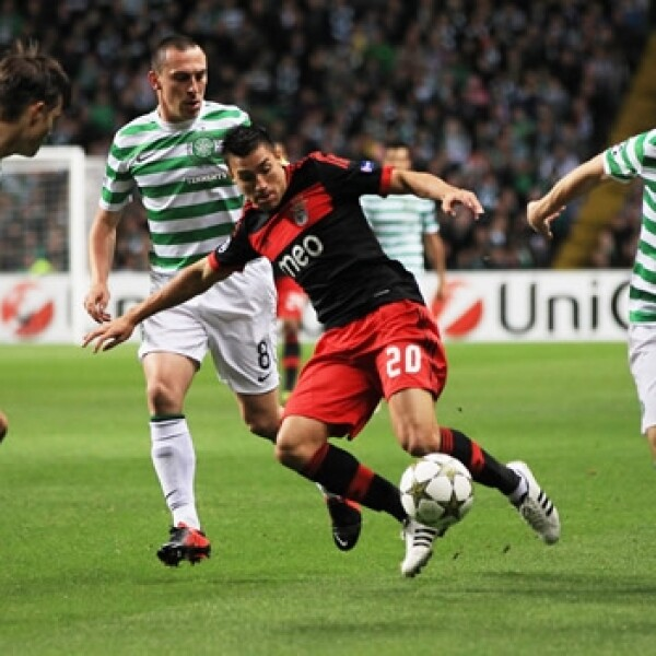 Celtic vs. Benfica