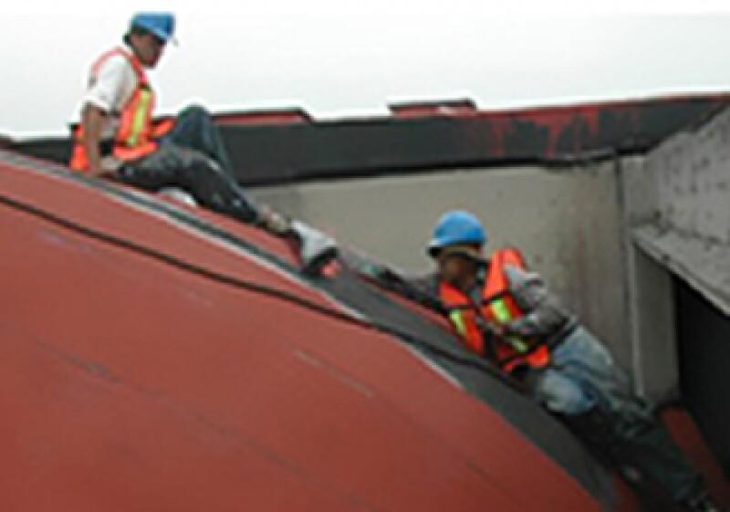 La empresa crea productos ecológicos para las construcciones. (Foto: Cortesia)