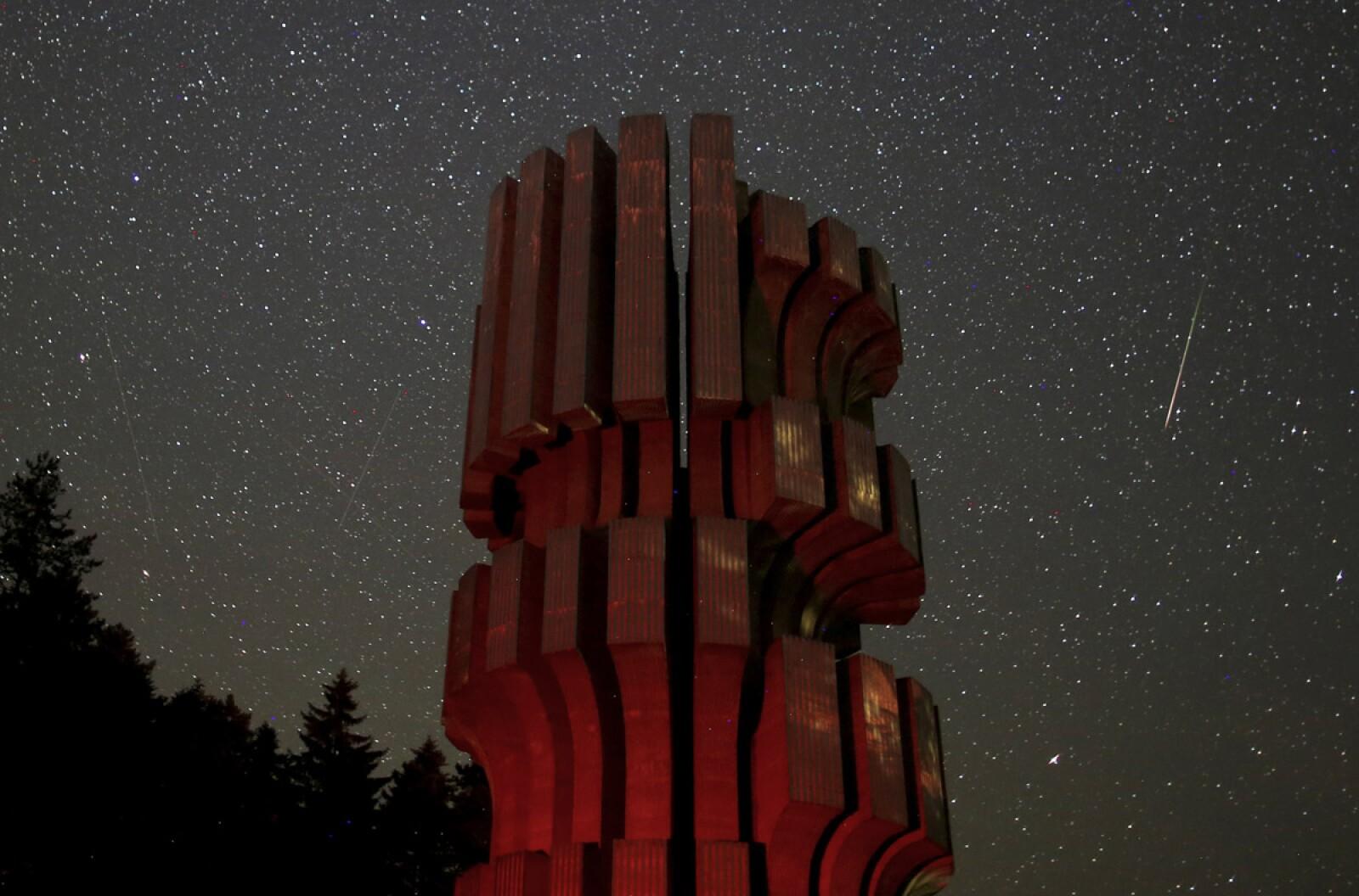 Meteorito Bosnia