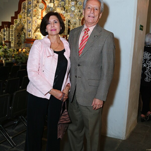 Priscilla y Carlos Hernández