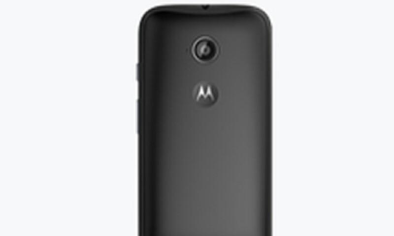 El Moto E 3G se venderá en el sitio de Motorola. (Foto: Tomada de motorola.com.mx)