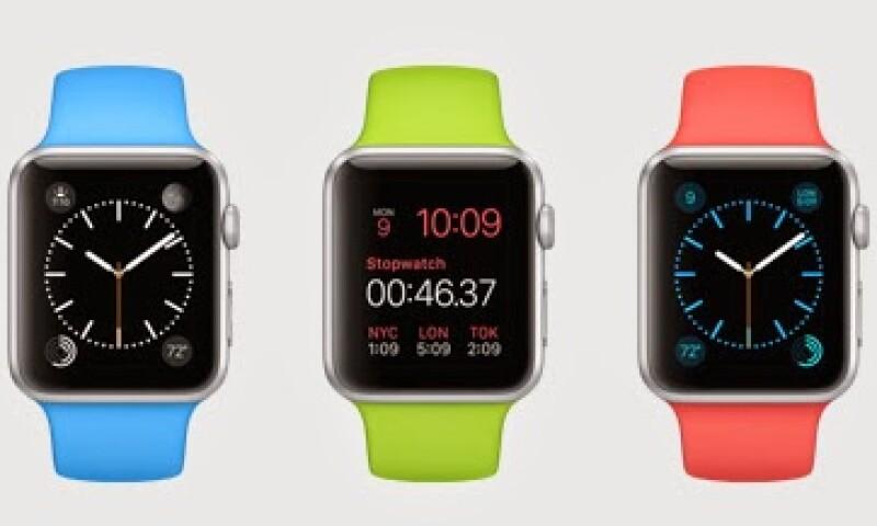 El reloj estará disponible en tres colecciones diferentes. (Foto: Tomada de apple.com)