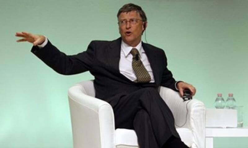 Bill Gates entregará 200 millones de dólares para proyectos de desarrollo agrícola. (Foto: Reuters)