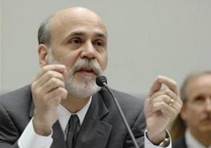 Ben Bernanke destacó la mejora en la confianza del consumidor de EU. (Foto: Reuters)