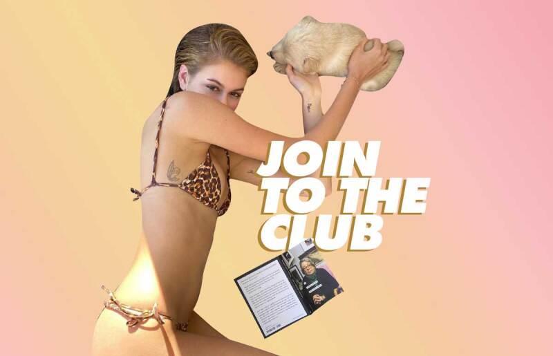kaia-gerber-book-club