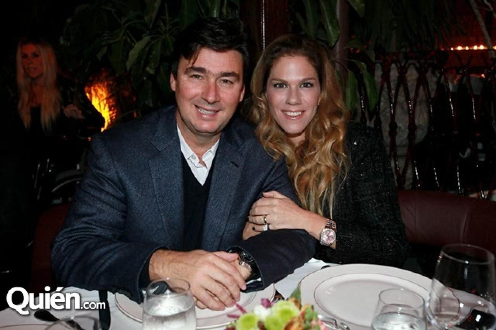 Ernesto y Ana Álvarez Morphy