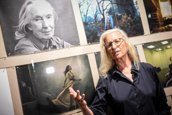 WOMEN: New Portraits By Annie Leibovitz, Commissioned By UBS