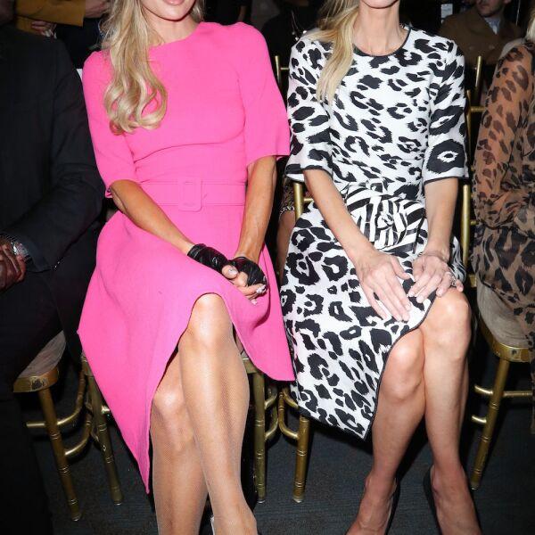 Oscar de la Renta show, Front Row, Spring Summer 2020, New York Fashion Week, USA - 10 Sep 2019
