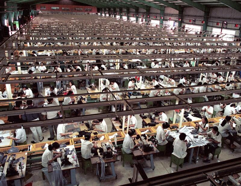 Li está en contra de las condiciones de trabajo impuestas por la industria de la moda.
