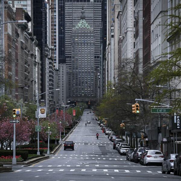 Una ciudad en silencio