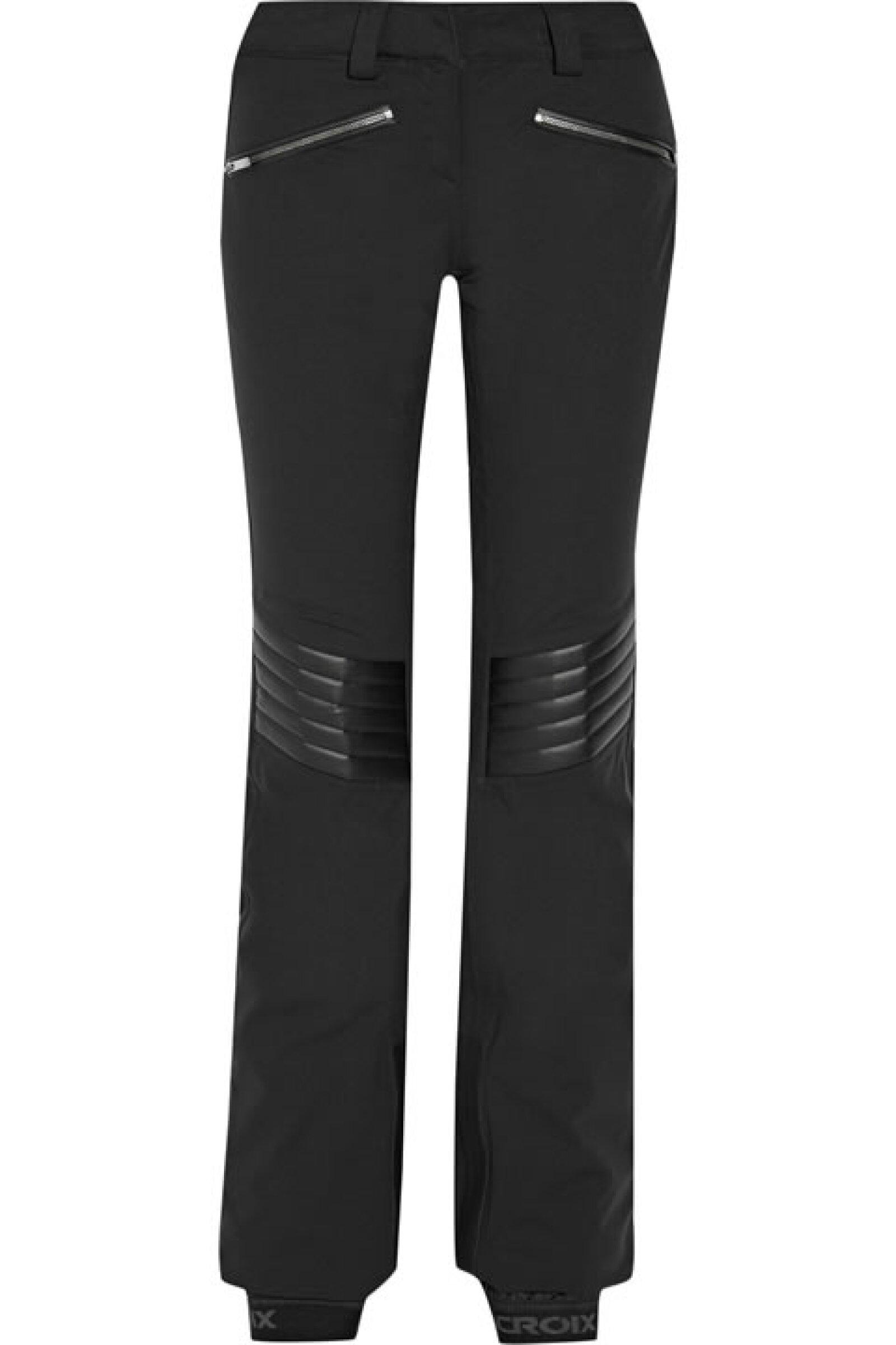 Querrás unos pantalones al que no se permeé el agua. Confía en estos stretch de Lacroix.