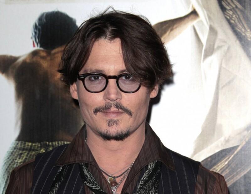 """Según el portal ABC.es, el actor de la saga de """"Piratas del Caribe"""" publicará el libro junto al autor Douglas Brinkley."""