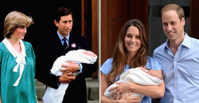 La princesa y la duquesa son las consentidas por el pueblo.
