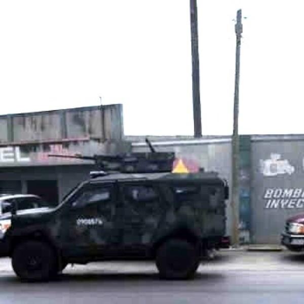 tanquetas militares tamaulipas