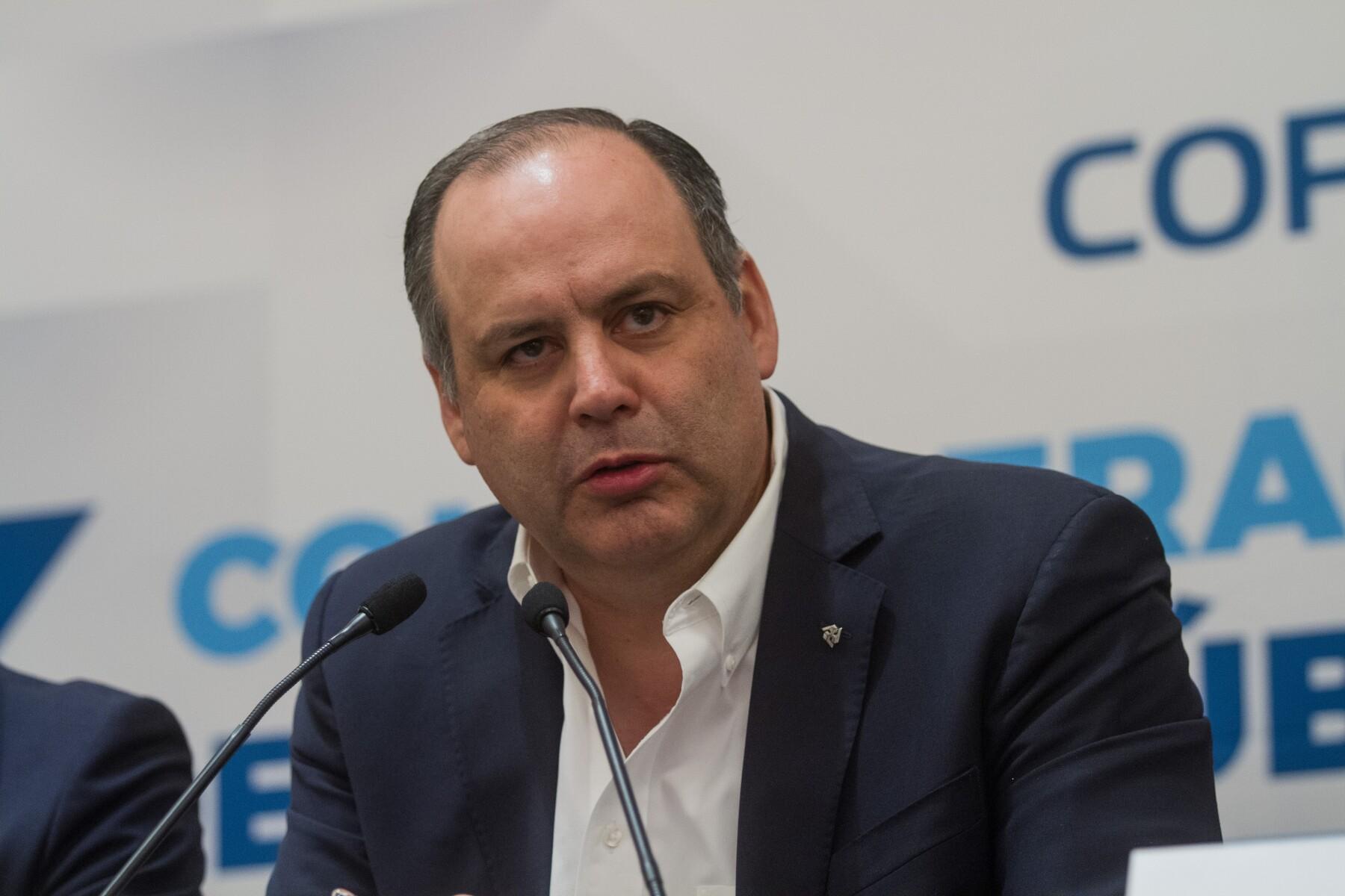 Gustavo de Hoyos T-MEC soberanía