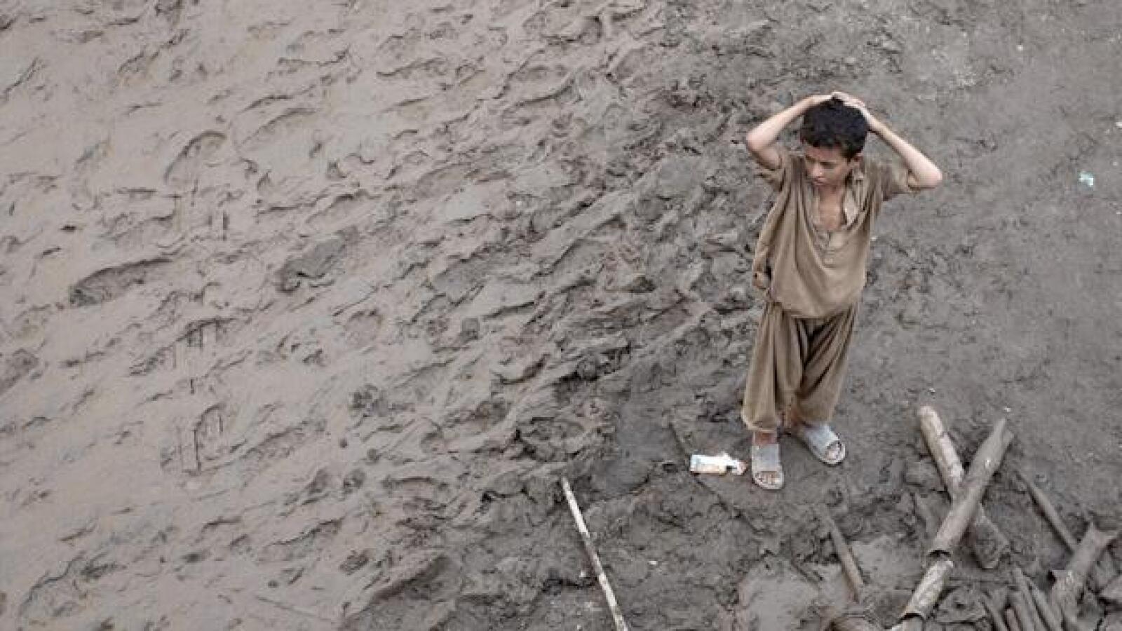 Pakistán inundaciones gal09