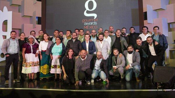 Gourmet Awards México
