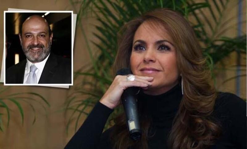La cantante rompió el silencio y prácticamente aceptó que está saliendo con el empresario mexicano y sobrino de Carlos Slim.