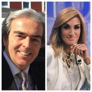 Lorenzo Lazo y Adela Micha