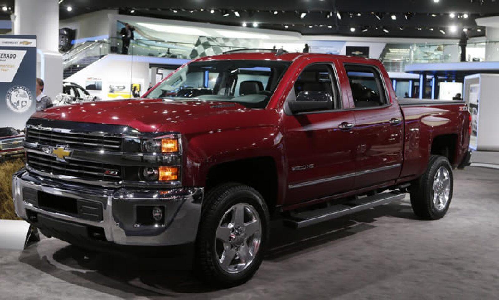 La pickup de General Motors ganó el galardón como Camioneta del Año, superando a la Acura MDX y la Jeep Cherokee.