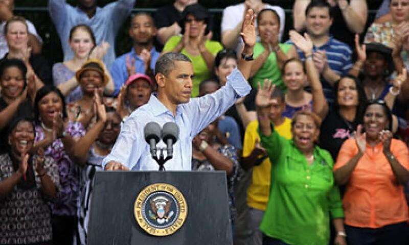 Un ligero cambio favorable en la economía sería una gran ventaja para Obama en la contienda electoral. (Foto: Cortesía CNNMoney)