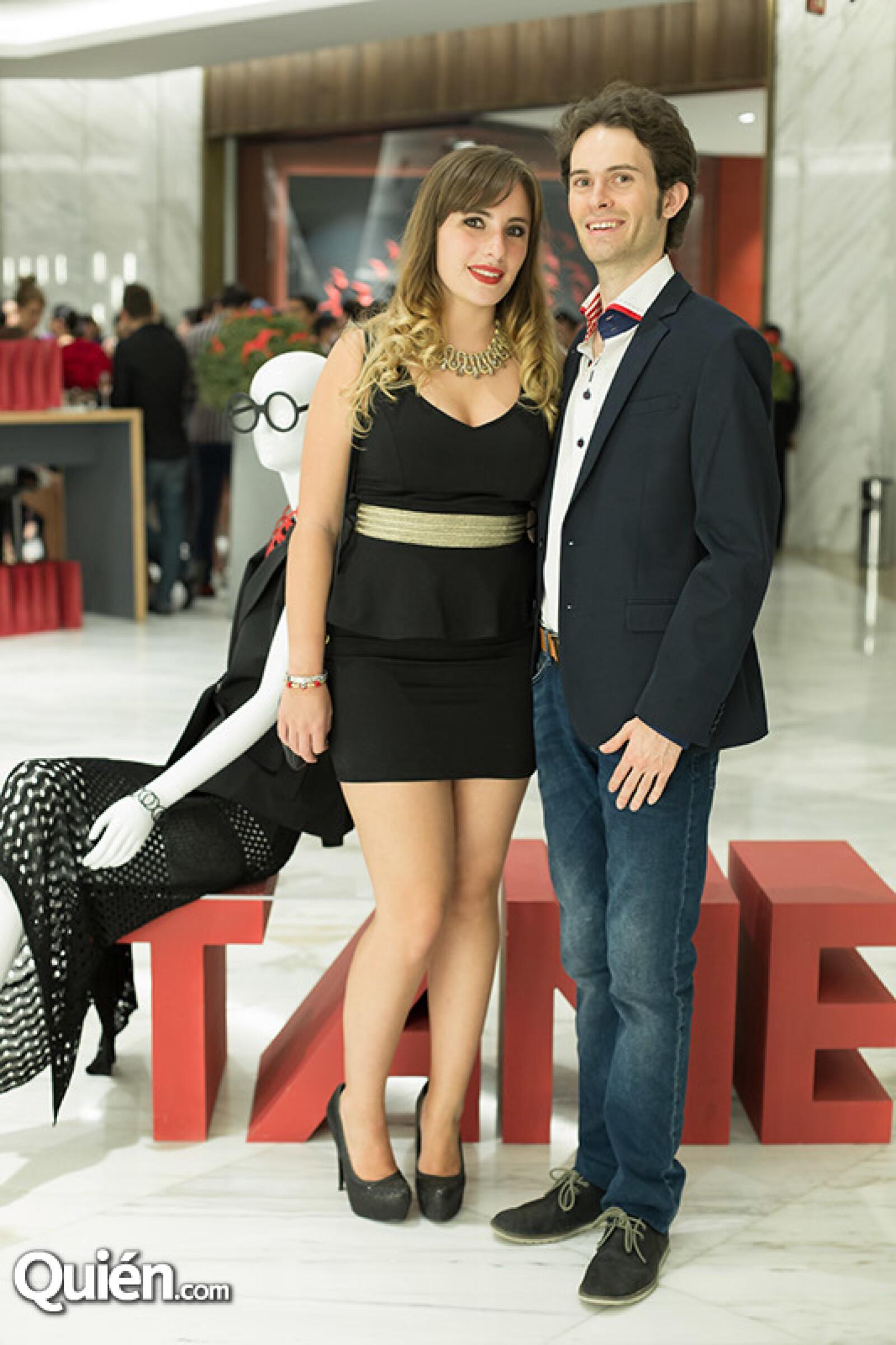 Karla Katiushka y Rafa Picard