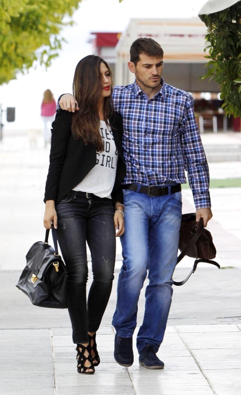 Sara e Iker tienen una especial y cercana relación a pesar de que no han decidido casarse.