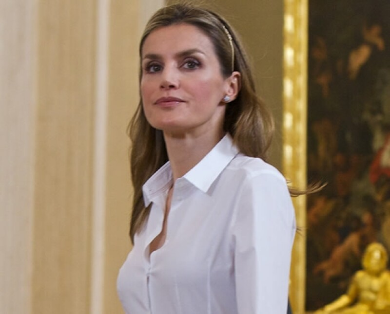Se dice que Letizia pudo haber sido madrina de Leonore de Suecia.