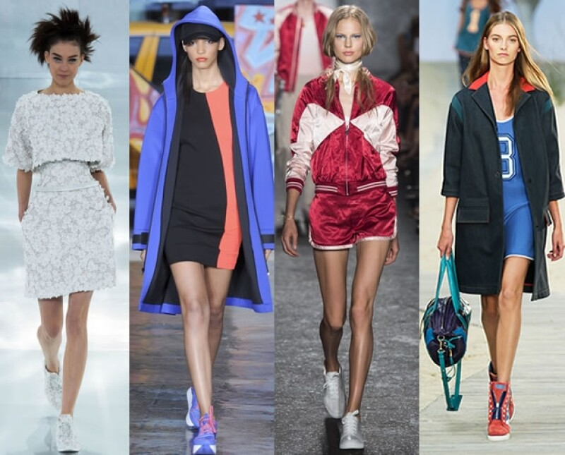 Chanel Haute Couture, DKNY, Marc by Marc Jacobs, Tommy Hilfiger.