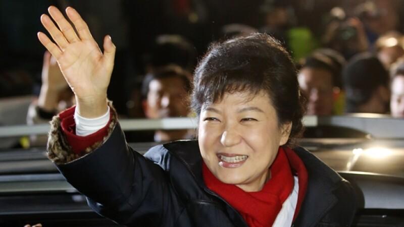 park geun hye corea del sur