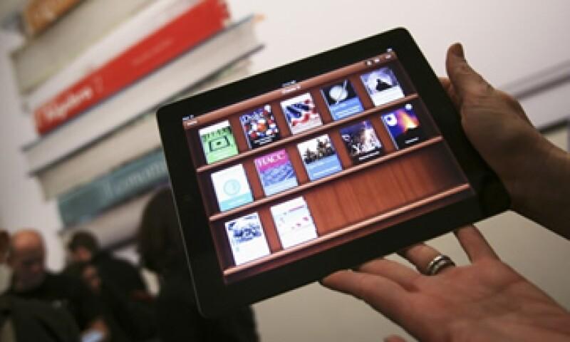 El programa  iBooks tiene el potencial de modificar la ecuación de todas las publicaciones educativas. (Foto: Reuters)
