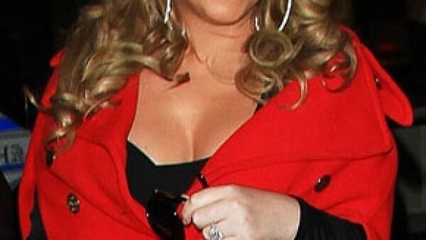 Nick Cannon, esposo de la cantante, fue el encargado de dar la noticia en su programa de radio.