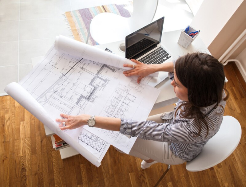 arquitecta estudiante