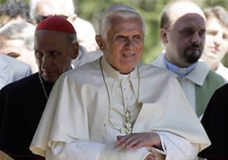Las ganancias del álbum del pontífice serán destinadas a la educación musical de niños pobres en el mundo. (Foto: AP)