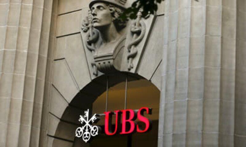 UBS actuó con temerario desprecio, dijo la Oficina. (Foto: Reuters )