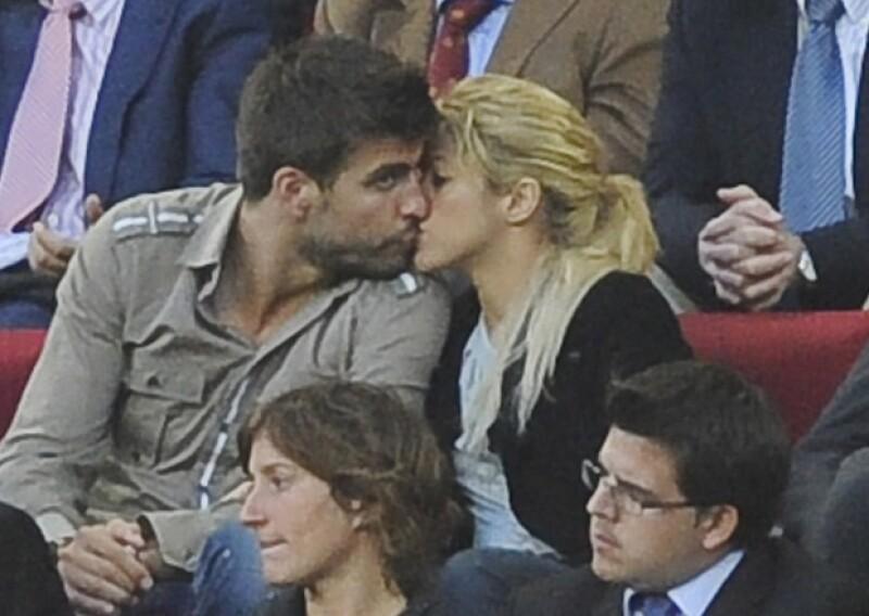 Shakira y Piqué han hecho bastante público su amor.