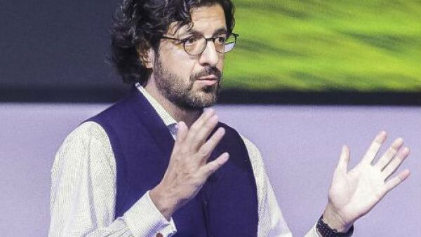 Daniel Mart�nez-Valle, director general de Mexichem