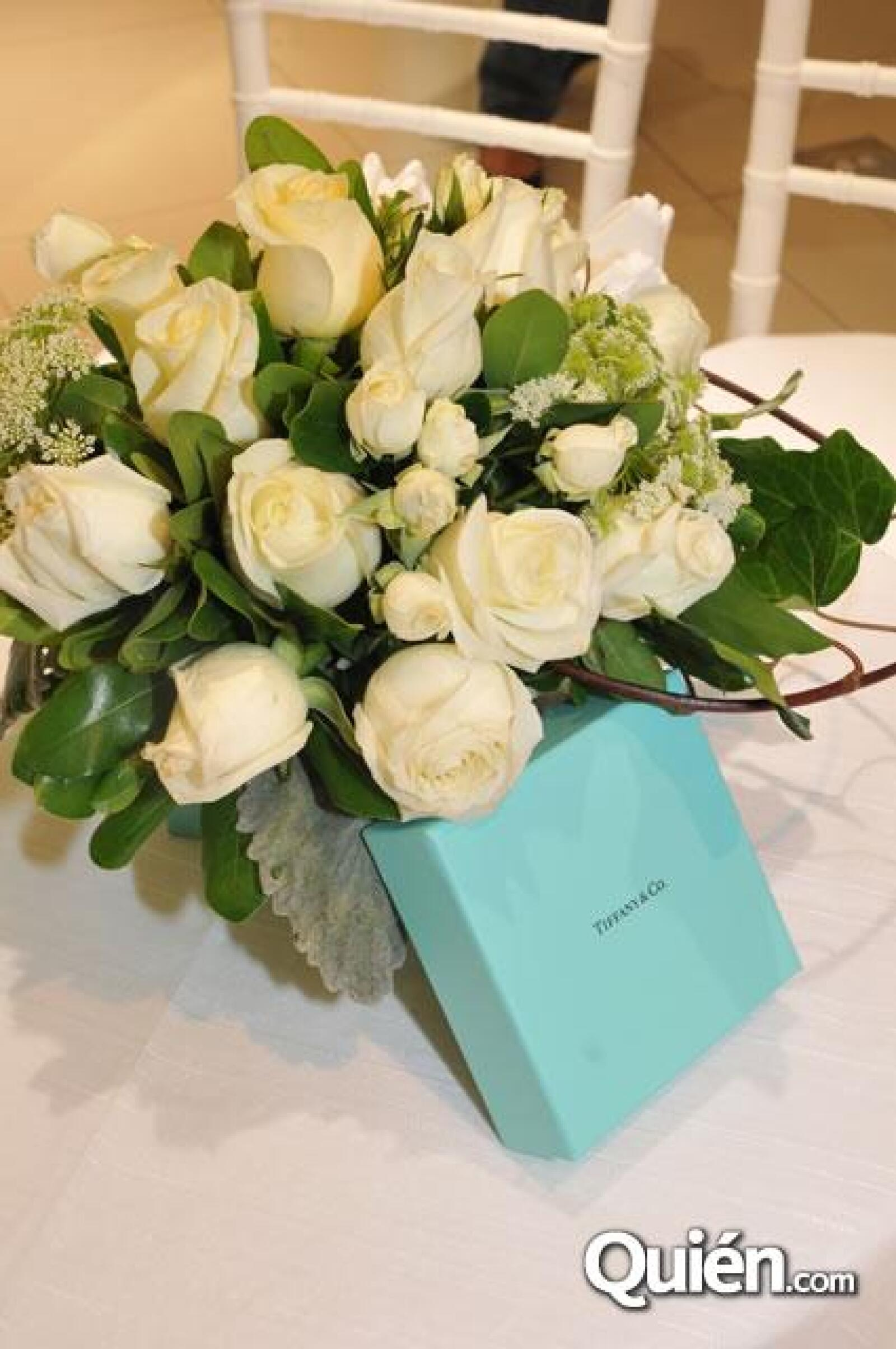Aniversario Tiffany