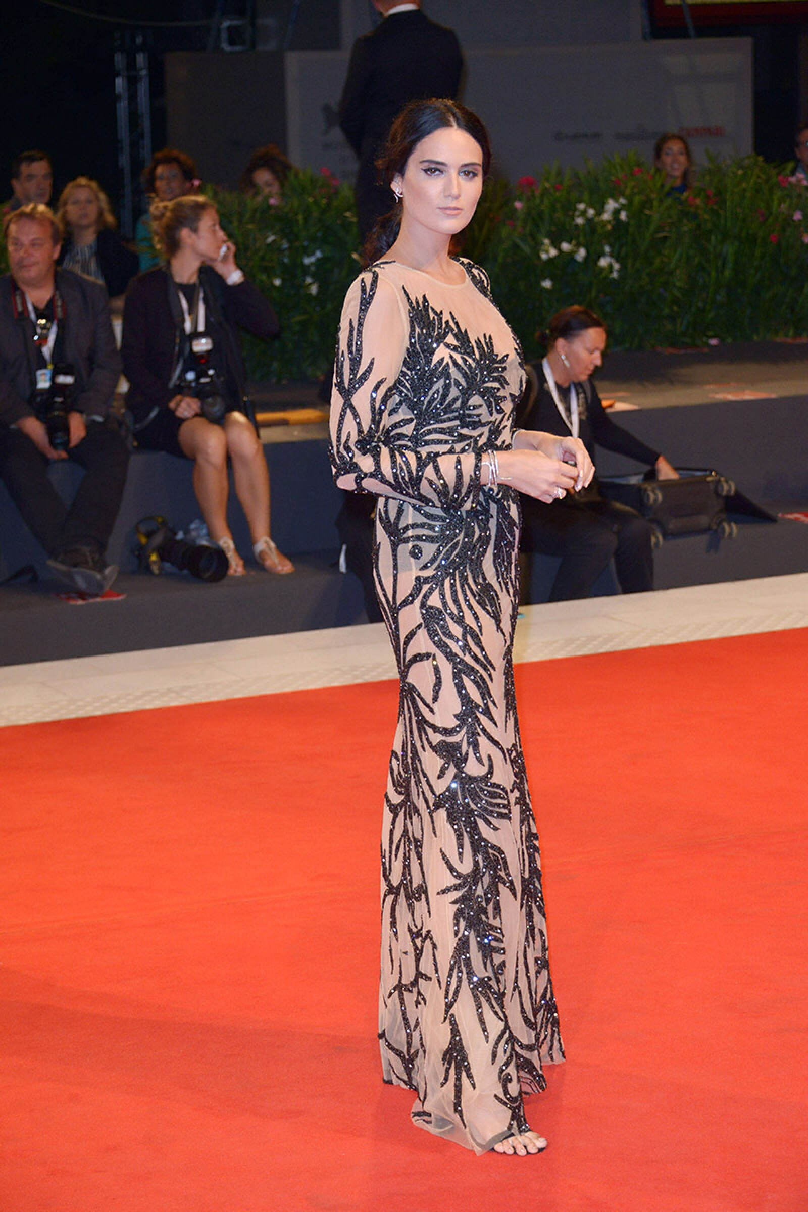 'Never Look Away' premiere, 75th Venice International Film Festival, Italy  - 04 Sep 2018