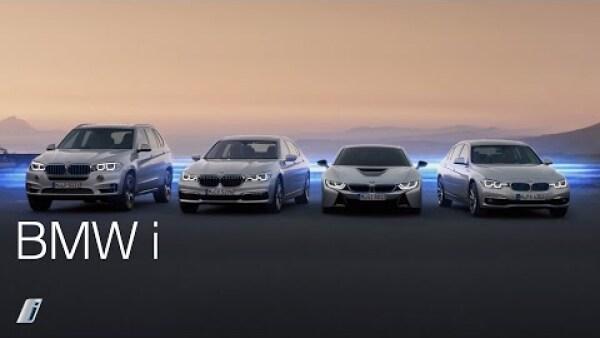 BMW Híbridos Enchufables - Modo silencioso