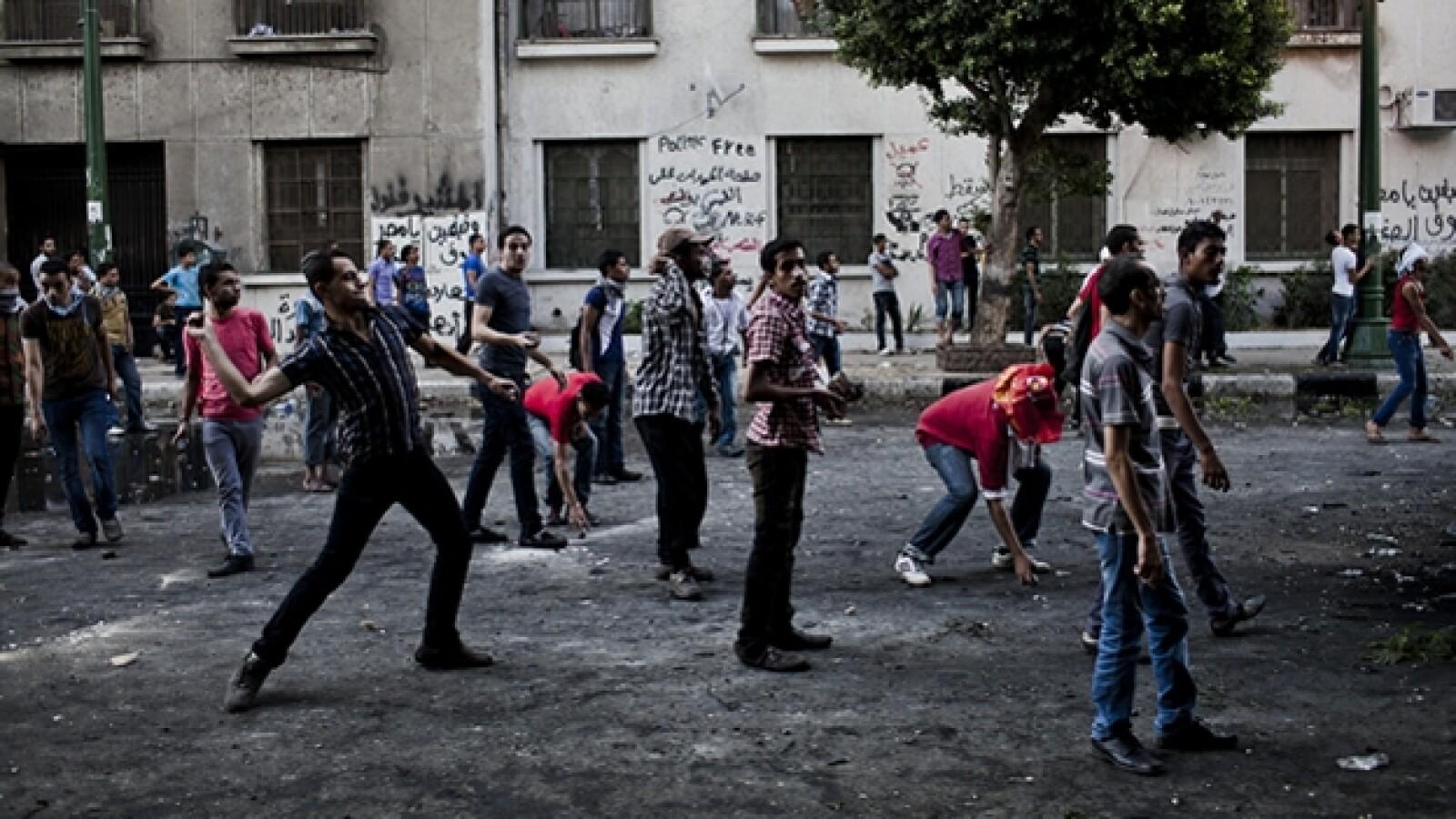 El Cairo protestas 2