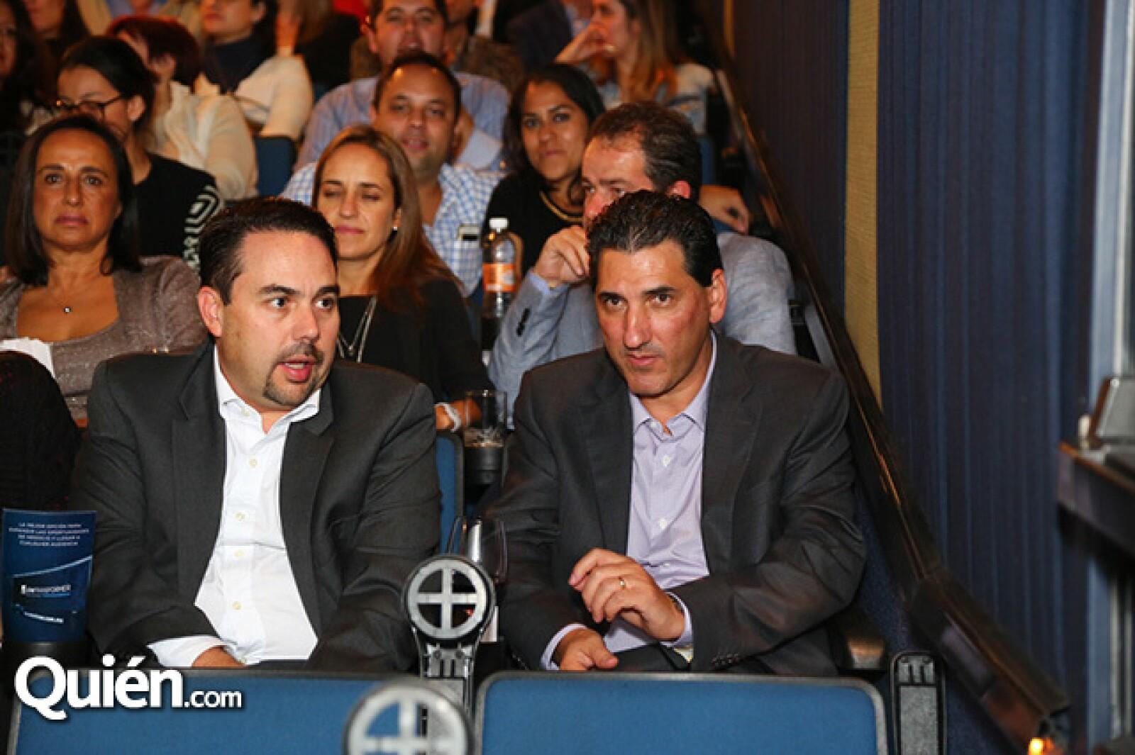 Manuel Laborde y Juan Ignacio Sada